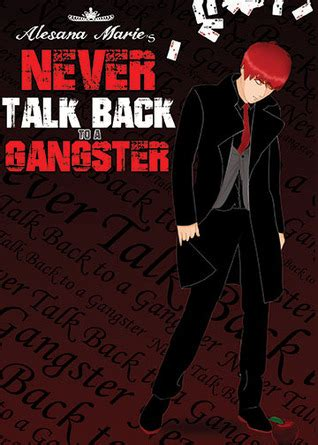 talk    gangster  alesana marie reviews discussion bookclubs lists