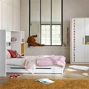 Lit Une Place Avec Rangement : lit gain de place le choix malin pour votre chambre blog but ~ Teatrodelosmanantiales.com Idées de Décoration