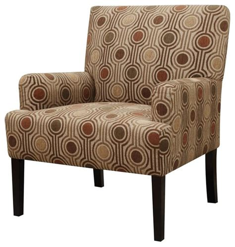 casual accent chair with arms traditional armchairs