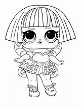 Lol Coloring Disco Surprise Dolls Coloriage Omg Glitter Doll Printable Imprimer Colorear Coloring1 Sheets Dibujos Globe Boy Poupee Drawing Colouring sketch template