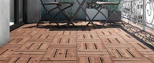 Cómo colocar suelos de madera en el jardín Leroy Merlin