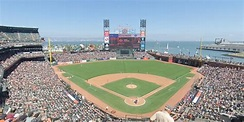 Oracle Park Section 317 - San Francisco Giants ...