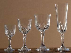 Service De Verre En Cristal : service verre cristal d 39 arques 78 pieces ~ Teatrodelosmanantiales.com Idées de Décoration
