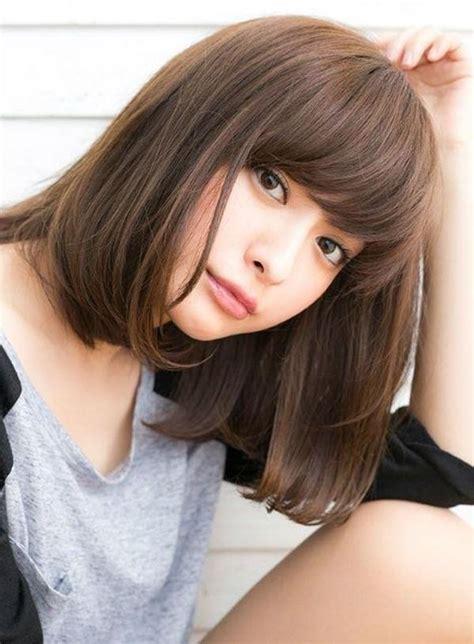 photo  korean haircuts   face