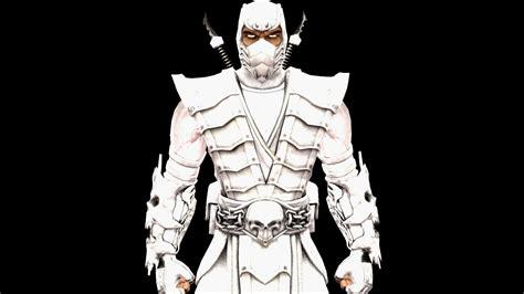 Mortal Kombat Scorpion Wallpaper Mortal Kombat Komplete Pc Mods White Ninja Scorpion Test Your Luck Madness Youtube