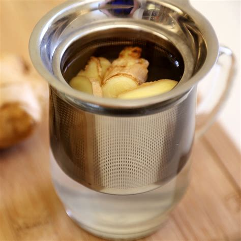 tea recipe ginger tea recipe popsugar food
