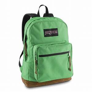 Jansport Right Pack The Right Book Bag for Every School