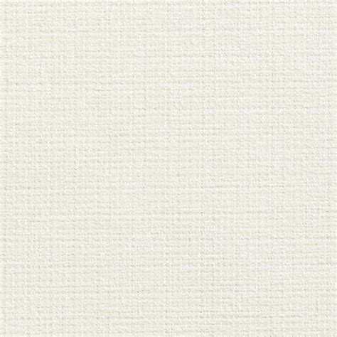 Ivory Solid Soft Chenille Upholstery Fabric By The Yard