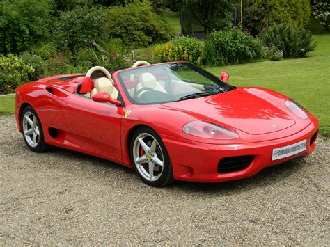 Used 2002 Ferrari 360 For Sale In Leicestershire Pistonheads