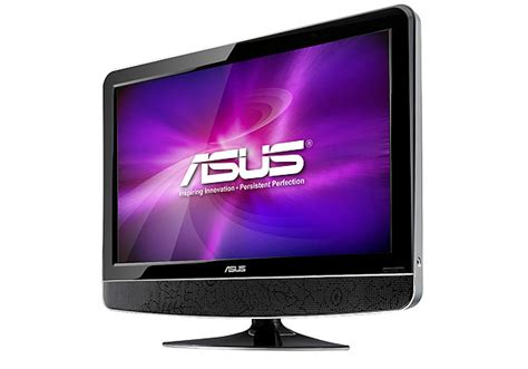 tv and computer asus t1 tv monitors combine television and pc display in one