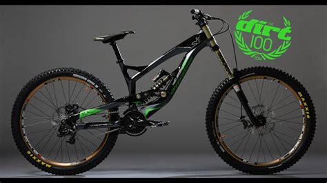 Top 10 Downhill Bikes 2014 - YouTube