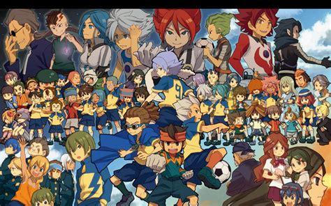 personajes del anime inazuma eleven  fondos