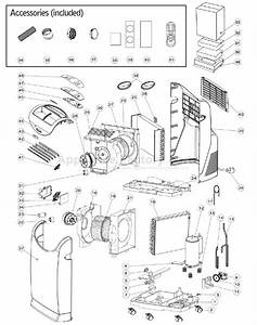 Parts For P09a