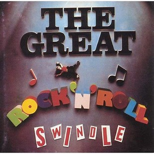Image result for The Great Rock And Roll Swindle ALBUM