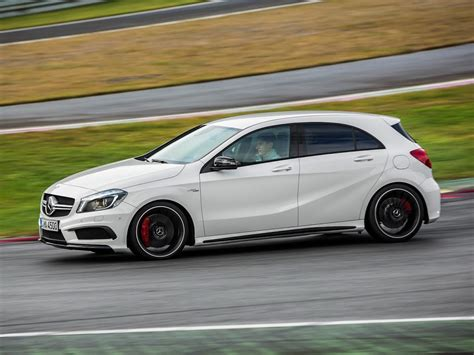 Buy mercedes amg and get the best deals at the lowest prices on ebay! New Mercedes-Benz A45 AMG Comes with 350PS, AWD and a 7sp Dual Clutch Transmission | Carscoops