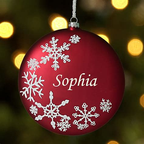 personalized photo christmas ornaments personalized ornaments personal creations