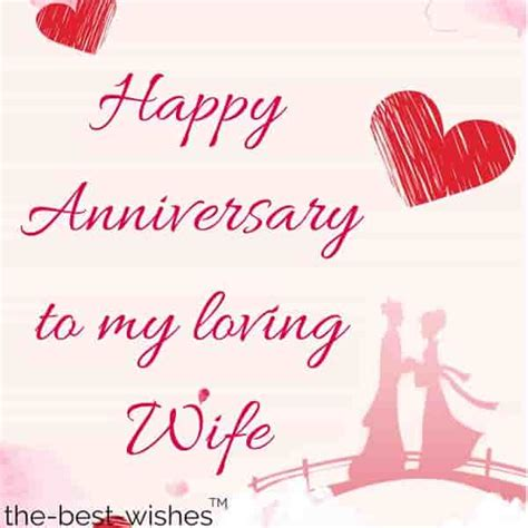 wedding anniversary wishes  wife