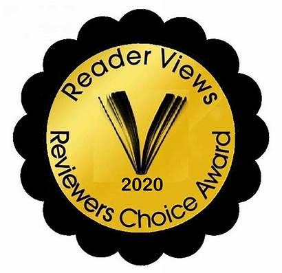 Awards Literary Views Reader Choice Award Seal