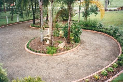driveway turnaround ideas kwik kerb landscape driveway borders and pathway edging eurostyle sted and colored concrete