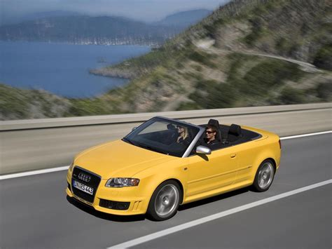 Audi Convertible Coming Usa News Top Speed