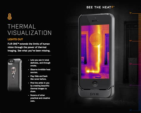 flir iphone thermal imaging comes to your iphone with flir s new