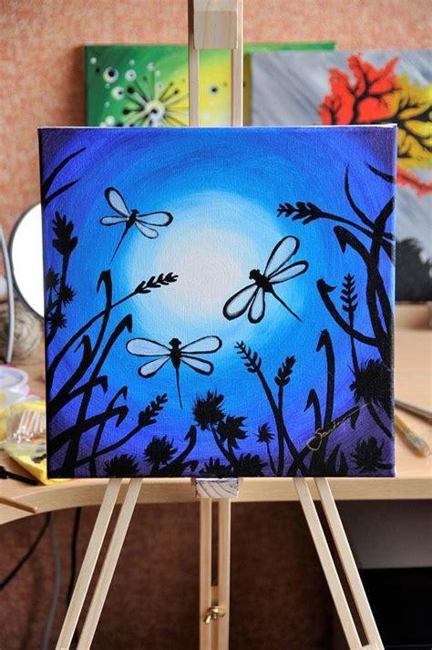 pinturas  degradados lienzos pintados lienzo pintado