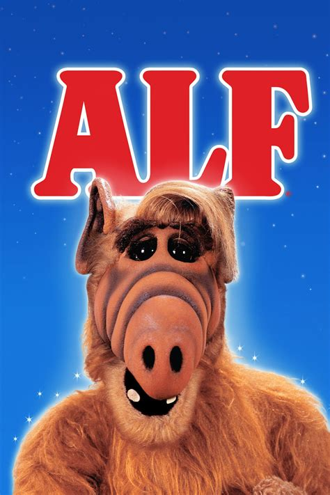 ALF (TV Series 1986-1990) - Posters — The Movie Database (TMDb)