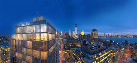 renzo piano designs glass soho tower   york archdaily