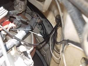 Jeep Wrangler Tj Crankshaft Position Sensor Replacement