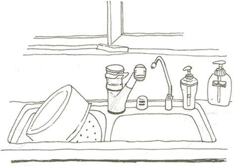 coloriage de cuisine dididou coloriage la cuisine page 3