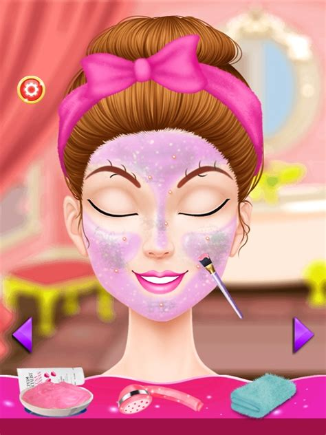 Cute Girl Makeover Salon Game For Kids + Ready For Publish
