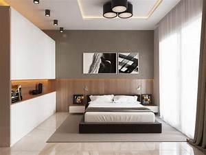 Chambre de luxe de design moderne for Meuble disign chambre