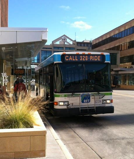 Rochester City Transit Bus Routes And Information
