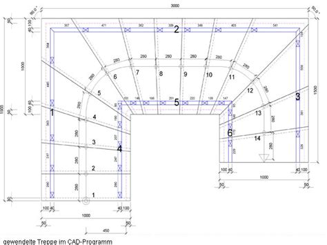 Halbgewendelte Treppe Konstruieren treppe konstruieren viertelgewendelte treppe konstruieren finden