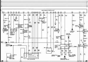 Mazda 323f User Wiring Diagram