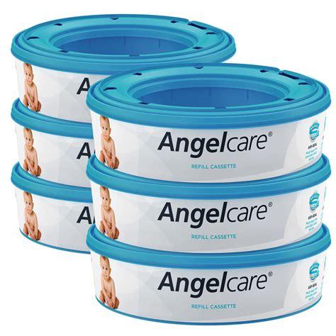 siege auto jusqu タ quelle taille lot de 6 recharges pour poubelle à couches angelcare de angelcare