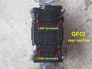 3 Plug And Switch Box To Gfci 2 Plug  1 Switch