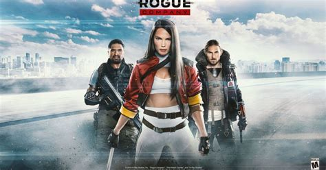 rogue company trailer gameplay brand main