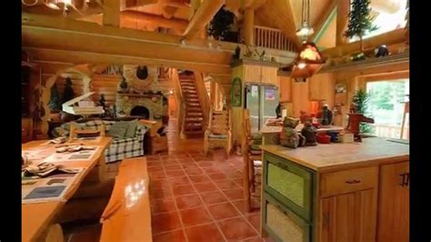 deer lake log cabin fayette county pa youtube
