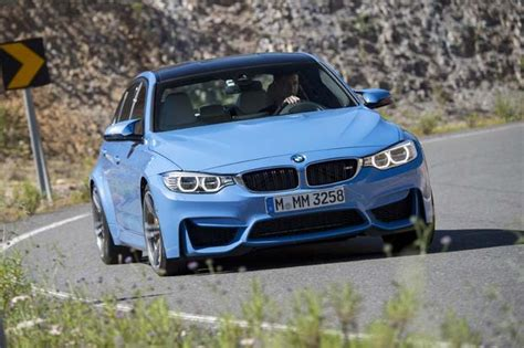 2013 Bmw M3 Vs 2015 Bmw M3m4 What's The Difference