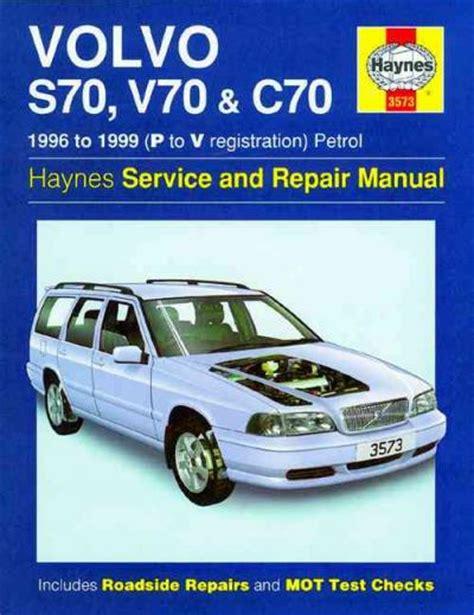 volvo      haynes service repair manual