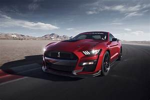 New - Ford Mustang Shelby GT500!