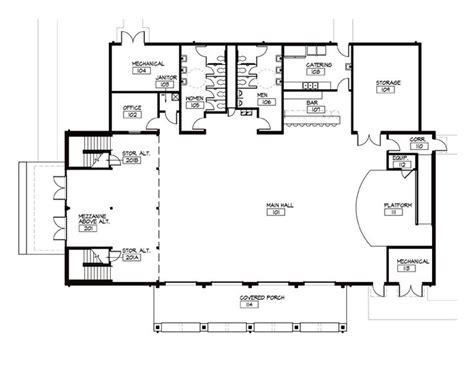 Event Barn Floor Plans  The Barn Pugh Auditorium Shorty's