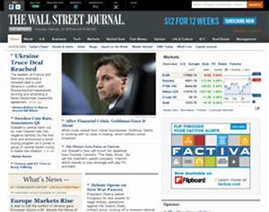 The Wall Street Journal - Breaking News, Business ...