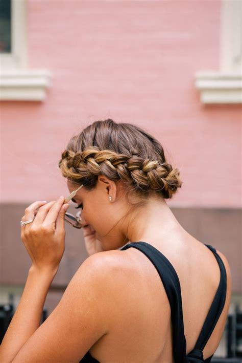 Braids, Two Ways (Gal Meets Glam) | Hair styles, Long hair ...