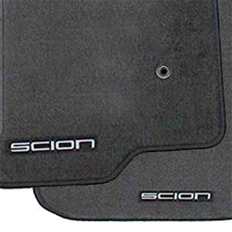 Scion Tc Floor Mats Size by New 2005 2010 Scion Tc Carpeted Floor Mats From