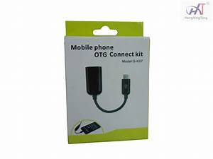China Otg Usb Data Cable For Samsung Galaxy S Ii 2 I9100