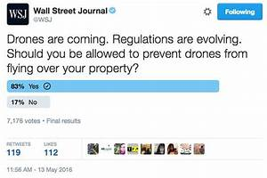 Readers Sound Off About Drones Over Personal Property  U2013 At