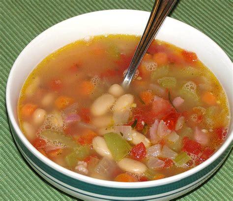 soup beans white bean soup recipe dishmaps