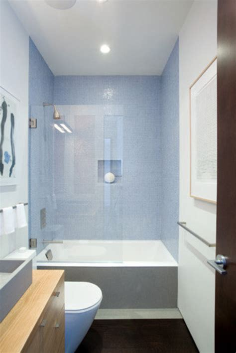 Bathroom Interesting Small Bathroom Designs With Blue